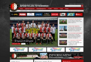 SportclubFeyenoord Screenshot
